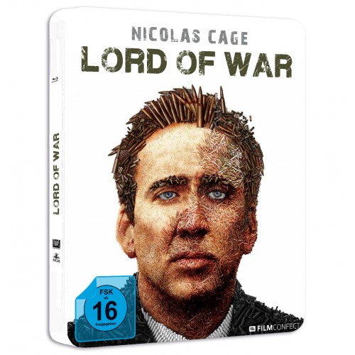 Lord Of War (Patronen) (Blu-ray) (FuturePak)