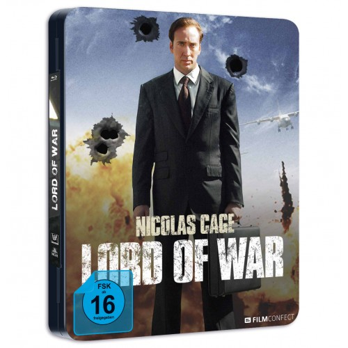 Lord Of War (Einschuss) (Blu-ray) (FuturePak)