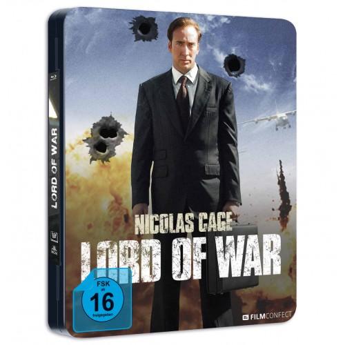 Lord Of War (Einschuss) (Limited FuturePak) Blu-ray