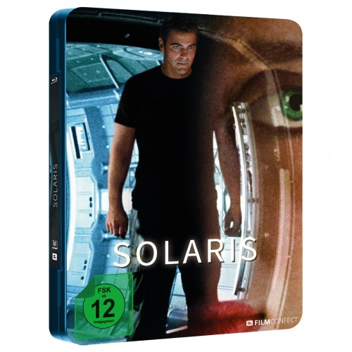 Solaris (Blu-ray) (FuturePak)