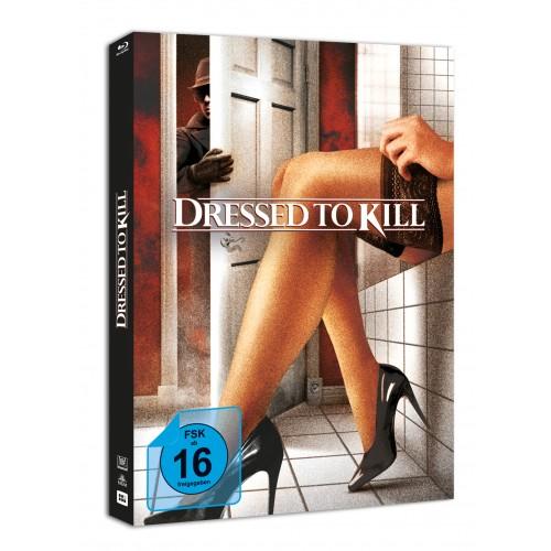 Dressed To Kill (Blu-ray) (Digipak)