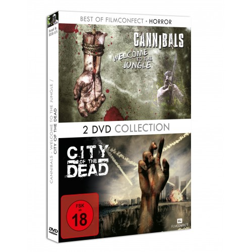 2 DVD Collection - Best of Horror