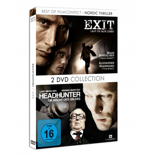 2 DVD Collection - Best of Nordic Thriller