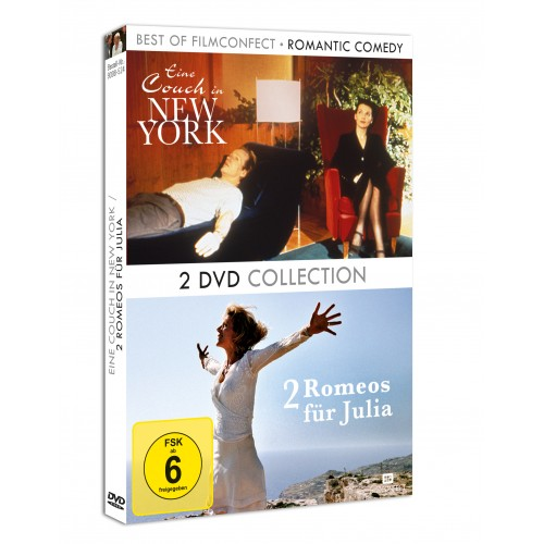 2 DVD Collection - Best of Romantic Comedy