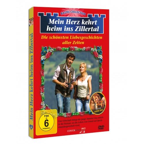 Bastei Collection - Mein Herz kehrt Heim ins Zillertal