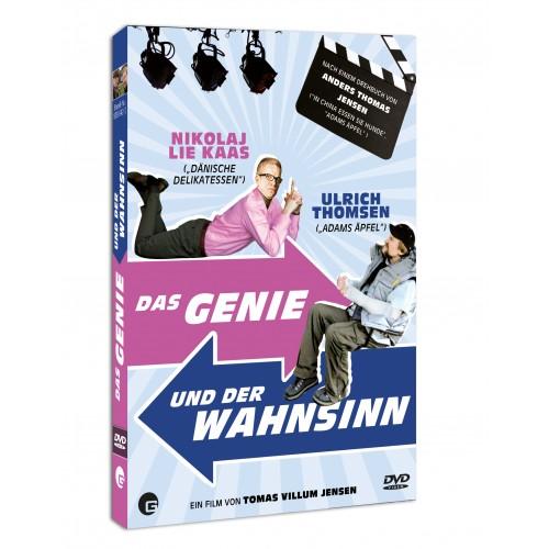 Das Genie und der Wahnsinn (DVD)