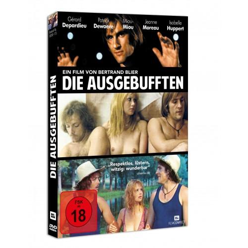 Die Ausgebufften (DVD)