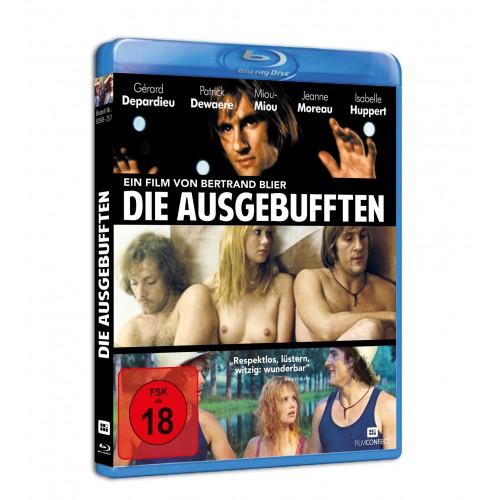 Die Ausgebufften (Blu-ray)