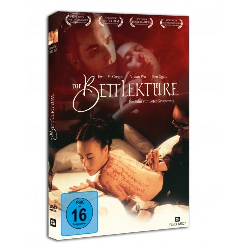Die Bettlektüre (DVD)