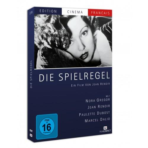 Die Spielregel (DVD) (Mediabook)