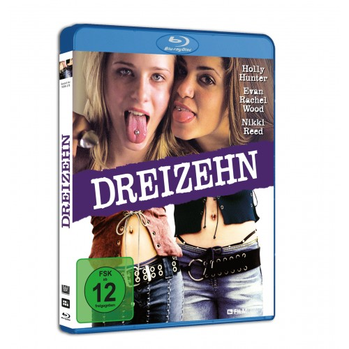 Dreizehn (Blu-ray) (Amaray)