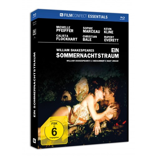 Ein Sommernachtstraum (Mediabook) Blu-Ray
