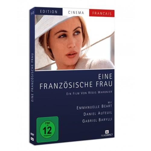 Eine Französische Frau (DVD) (Mediabook)