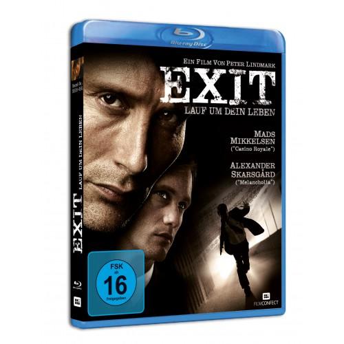 Exit - Lauf um dein Leben (Blu-ray) (Amaray)