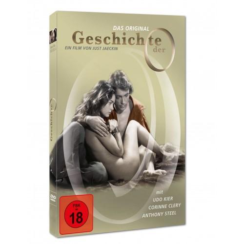 Geschichte der O - Das Original (geschnitten) (DVD)