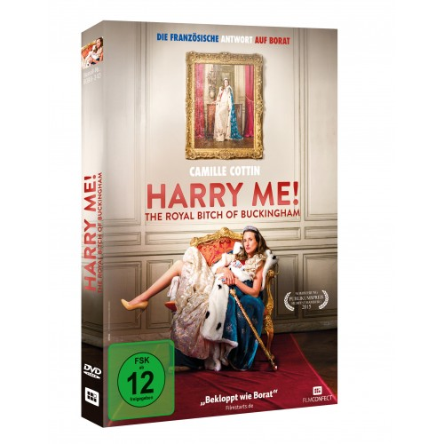 Harry Me! The Royal Bitch of Buckingham (DVD)