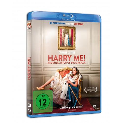 Harry Me! The Royal Bitch of Buckingham (BD)