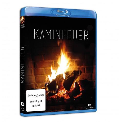 Kaminfeuer (Blu-ray) (Amaray)