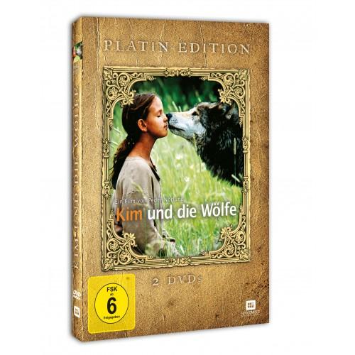 Kim und die Wölfe - Platin Edition