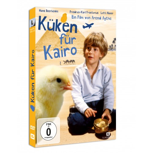 KÜKEN FÜR KAIRO - der Kinderfilm-Klassiker