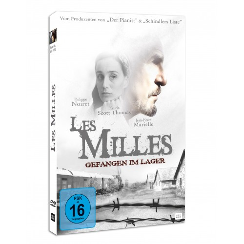 Les Milles - Gefangen im Lager (DVD)