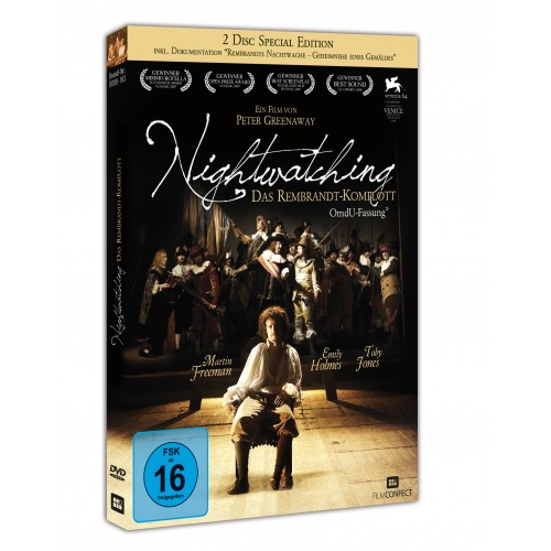 Nightwatching (DVD)