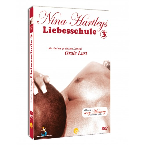 Nina Hartleys Liebesschule 3 - Orale Lust (DVD)