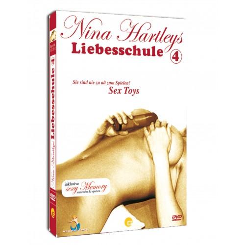 Nina Hartleys Liebesschule 4 - Sex Toys (DVD)