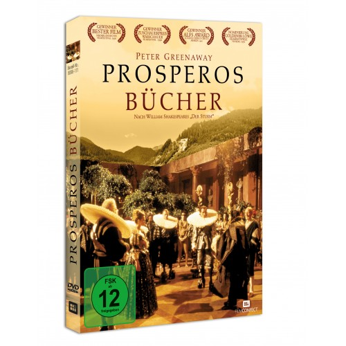 Prosperos Bücher (DVD)