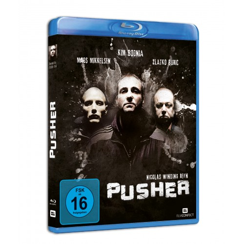 Pusher (Blu-ray)