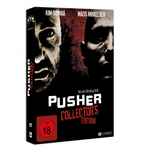 Pusher - Collector's Edition (4 DVDs + 1 CD)