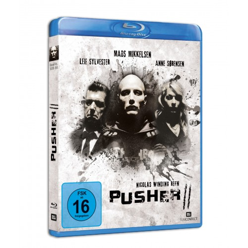 Pusher II (Blu-ray) (Amaray)