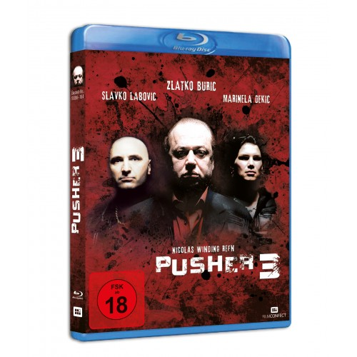 Pusher 3 (Blu-ray) (Amaray)