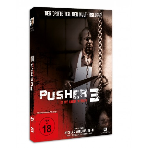 Pusher III - I'm the angel of death (DVD)