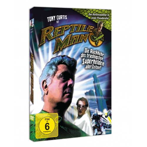 Reptile Man (DVD)