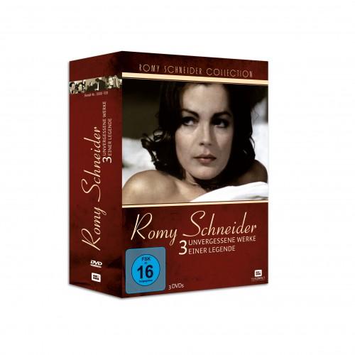 Romy Schneider - 3er DVD-Box