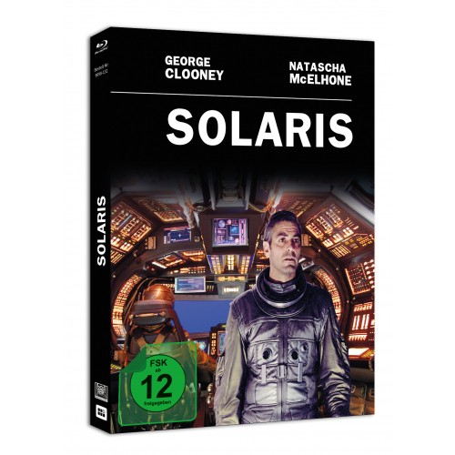Solaris (Mediabook) Blu-Ray
