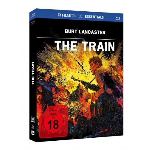 The Train (Blu-ray) (Mediabook)