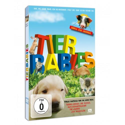 Tierbabys (DVD)