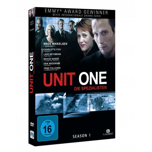 Unit One - Die Spezialisten - Season 1