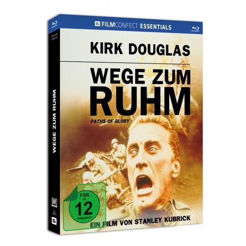 Wege zum Ruhm (Mediabook) Blu-Ray