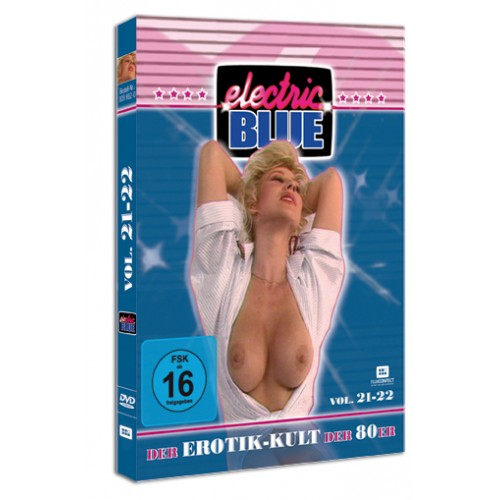 Electric Blue - Vol. 21-22 (DVD)