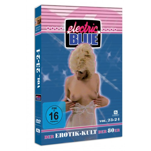 Electric Blue - Vol. 23-24 (DVD)