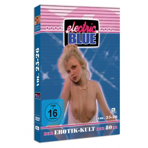 Electric Blue - Vol. 25-26 (DVD)
