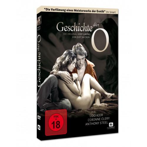 Geschichte der O - Das Original (ungeschnitten) DVD
