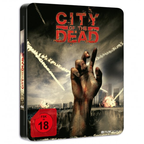 City Of the Dead (DVD) (FuturePak)