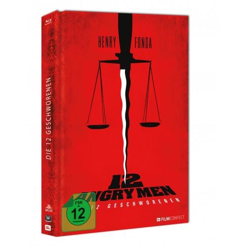 Die 12 Geschworenen (Blu-ray) (Mediabook)
