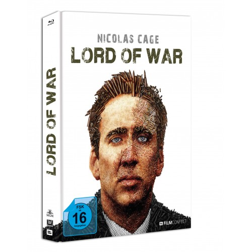 Lord Of War (Blu-ray) (Mediabook)
