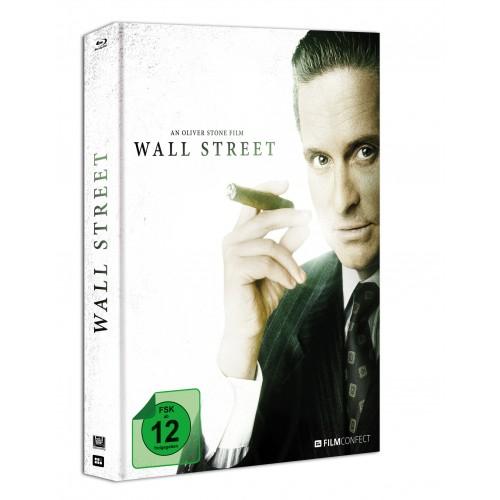 Wall Street (Blu-ray) (Mediabook)
