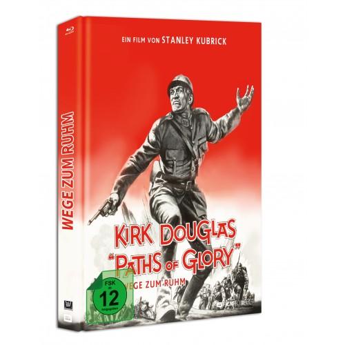 Wege Zum Ruhm (Blu-ray) (Mediabook)